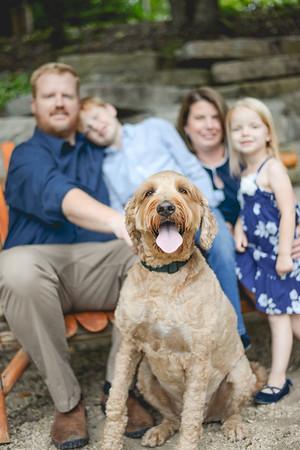 Harms Family Fall 2019