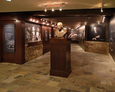 Winthrop Rockefeller Institute Legacy Gallery - 2006