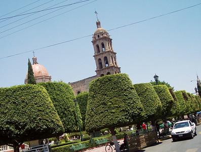 11th Int Rally Mexico - Guanajuato