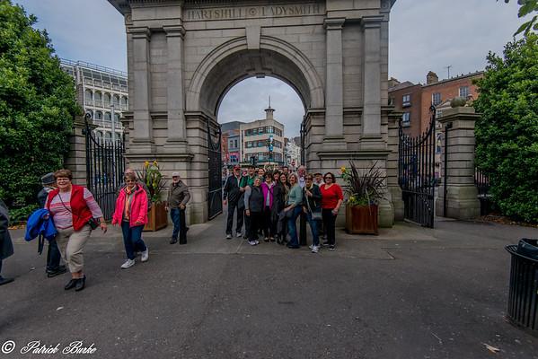 2015 IRELAND TOUR Trinity Merry Plough Boy
