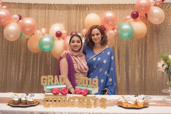 Inaya's Graduation Party