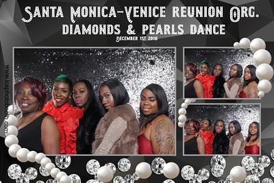 Diamonds & Pearls Dance Dec 01, 2018