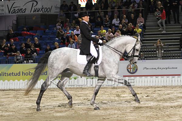 Tallinn International Horse Show 2011 CDI*