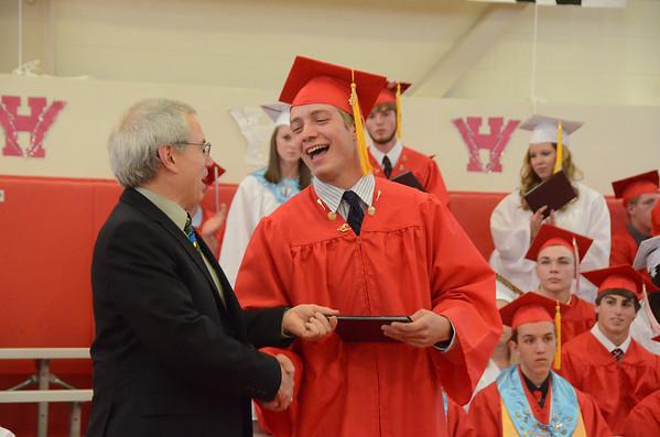 2013 Hoosac Valley High School Graduation-061413