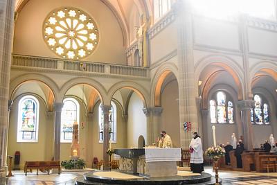 2021 Saint Benedict's Day Mass