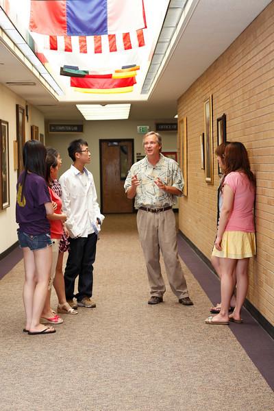 Economics Chinese Students
