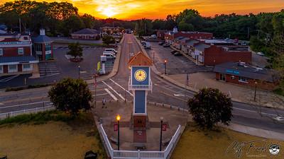 6-27-2019 Portage Lakes Sunset
