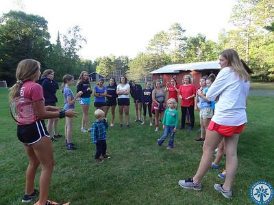 Camper Council - Sports night