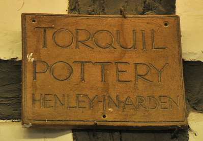 Oct 2012 - Torquil Pottery Course