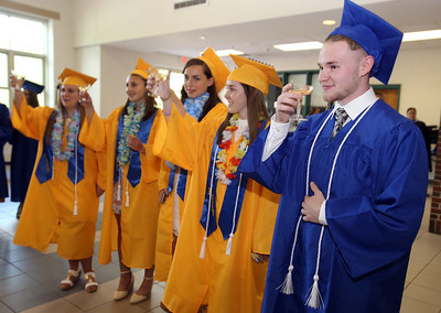 Littleton High graduation 060217