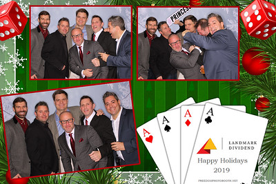 Landmark Dividend Holiday Party 12.6.19