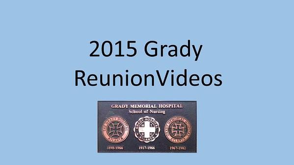 2015 Reunion Videos