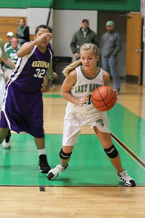 2011-Dec 8th Grade A Girls Basketball