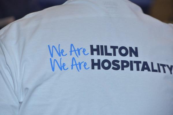Hilton 100th Anniversary 2019