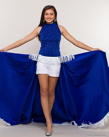 Blue Fun Fashion