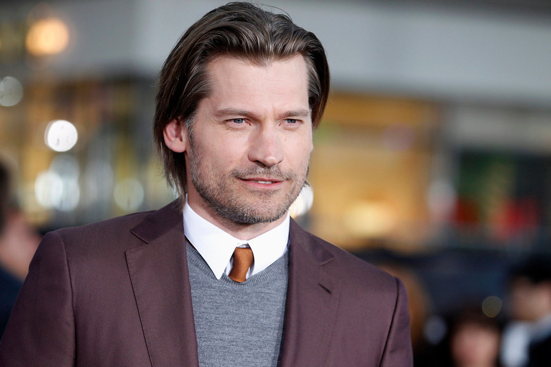 """. Actor Nikolaj Coster-Waldau from the HBO series \""""Game of Thrones\"""" arrives as a guest at the premiere of the new film \""""Oblivion\"""" in Hollywood, California April 10, 2013. REUTERS/Fred Prouser"""