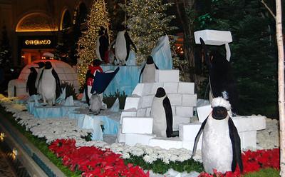 Bellagio 2010 binnen-  kersttuin