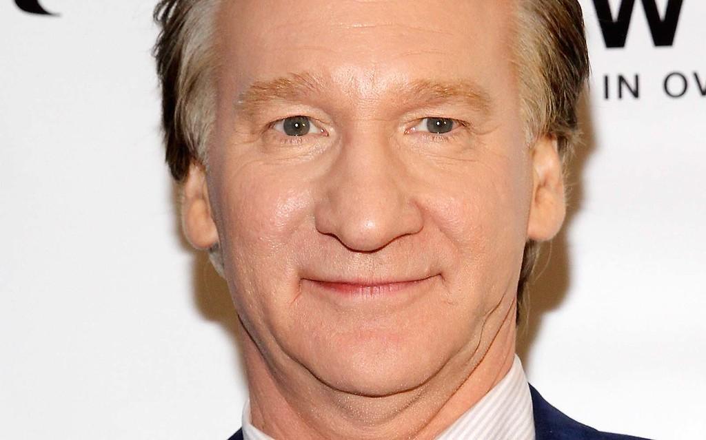 . TV host Bill Maher is 61. (Getty Images: Mireya Acierto)