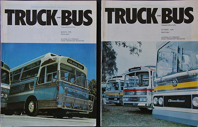 Pages from Truck & Bus Magazines-Buses