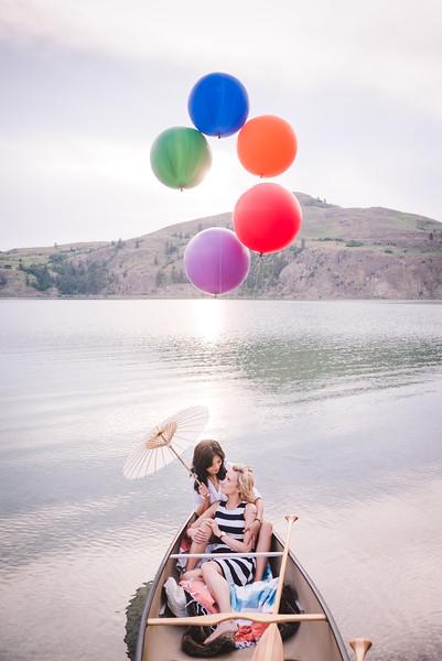 20150527 Ann & Mia engaged