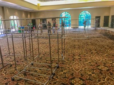 2018-07-23 Little Lambs Set-up