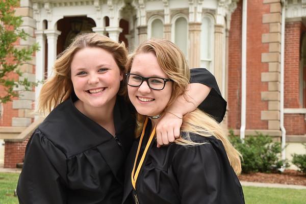 Delaney's Graduation
