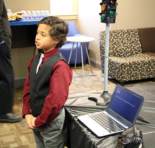 Third Grade Living Wax Museum - March 29, 2019
