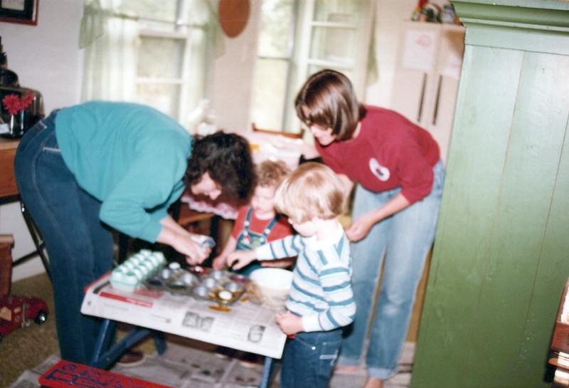 1983 Teri, AJ, Max and Elaine Easter 2.jpeg