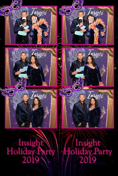 Insight Holiday Party (12-14-2019)