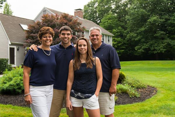 The Belhumeur Family