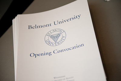 Convocation Fall 2012