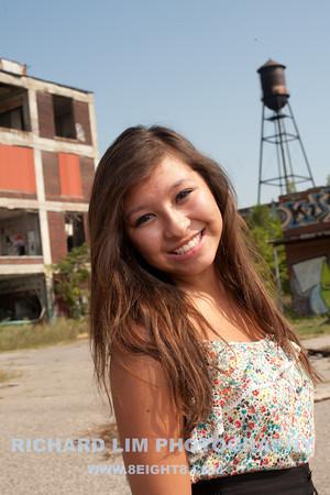 2011-08-31-Katie in Detroit