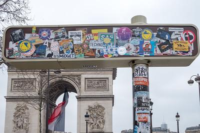 Paris to Lyon to Nimes-2018