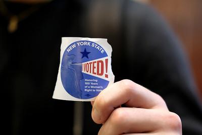 2018 Midterm Election Voting