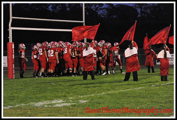 Football - Ocean vs Freehold Boro  Sept 2011