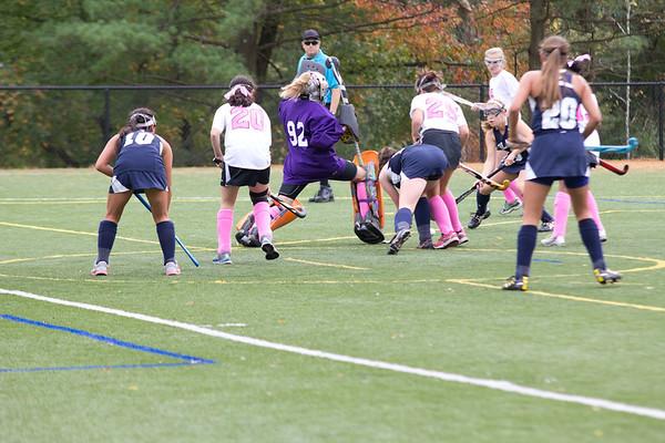 Varsity Field Hockey vs. Blair Academy Pink Out Day October 9