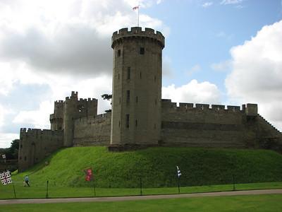July 24 Warwick Castle