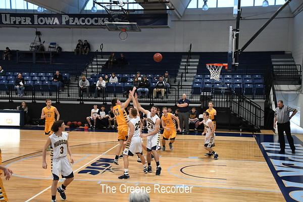 Basketball vs Hudson