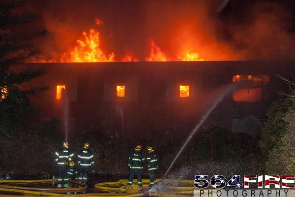 Philadelphia Fire Department - 3-27-15