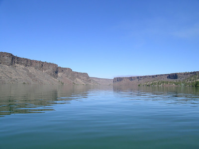Lake Billy Chinook - September 6, 2008