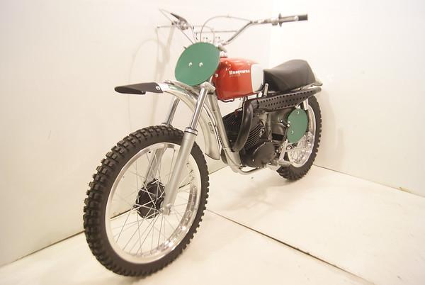 1970 Husqvarna 250 Cross