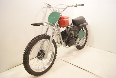 1970 Husqvarna 250 Cross