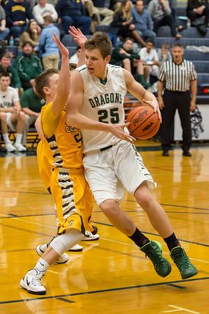 2015 03 11 Lake Orion Varsity Basketball