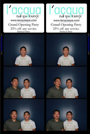L'acqua Spa Lounge Grand Opening Party