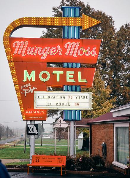 Route 66 - Lebanon, Missouri