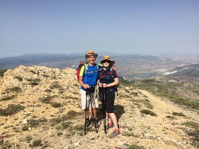 Cerro de Caballo 8 June 2016