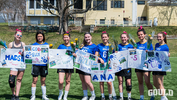 Lacrosse Varsity Girls (Senior Appreciation)