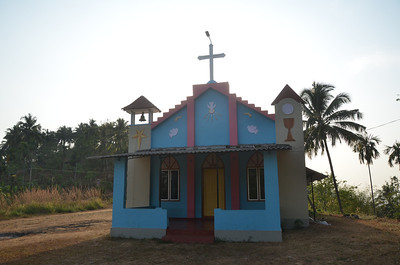 Our Lady of Lourde Church - Thayyeni