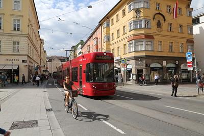 tctours2019 episode 26 - Innsbruck Trams