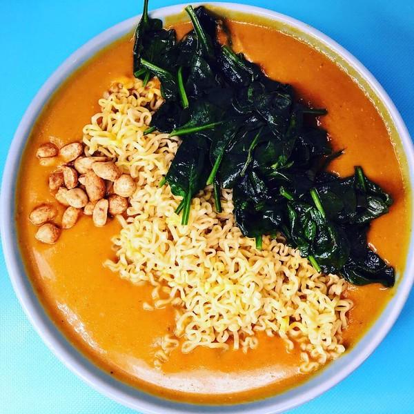 Creamy Tomato Ramen - Vegan Japanese recipes